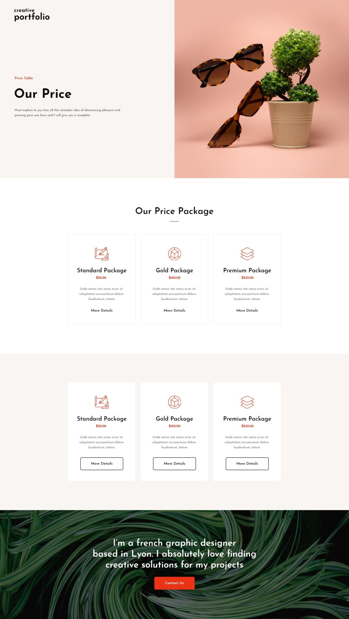 Pricing Packages (pro)